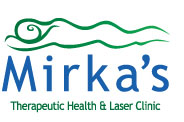 Mirka's Therapeutic Health and Laser Clinic Logo